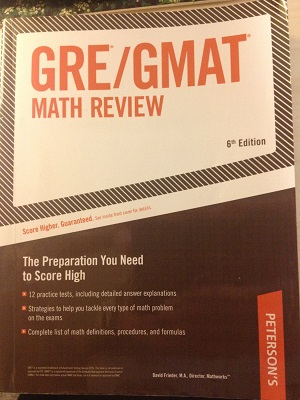 GRE & GMAT Math Review (from ARCO)