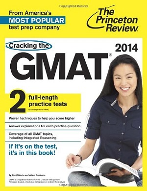 GMAT Verbal (Princeton Review)